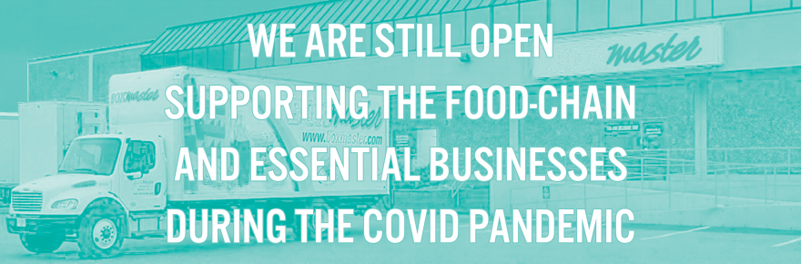 We are still open during the COVID pandemic